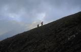 Slopes below Mt Snowdon