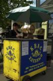 Selling Kvass in Yaroslavl