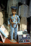 Toy soldier in a store in Al Ain