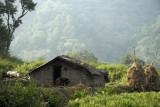 Kumaon village house
