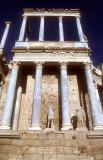 Merida, Extremadura. Roman Theatre