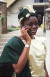 Dressed for church, Blantyre