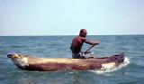 Paddle your own canoe... Lake Malawi