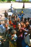 Village children, southern Malawi