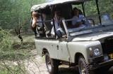 On safari in Selous