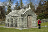 Lachlan Macquarie Mausoleum, Isle of Mull