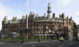 Charing Cross Mansions (1891, architect: J.J. Burnet)