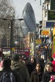 Whitechapel Road, East London