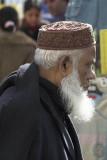 Muslim man, Whitechapel, London