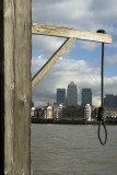 Hangman's noose, Prospect of Whitby, Wapping