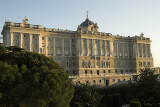 Palacio de Oriente, the Bourbon palace