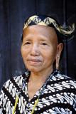 Belaga Asap woman, Sarawak