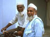 SINGAPORE Muslim men