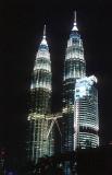 Kuala Lumpur's Petronas Towers
