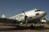 DC3 at the Qantas Founders Museum, Longreach