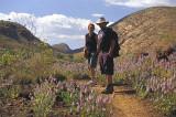 Ormiston Pound, on the Larapinta Trail