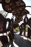 Yeperenye sculpture, Araluen Arts Precinct