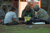 Killing time in downtown Alice Springs