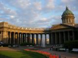 St Petersburg and Helsinki