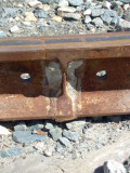 Holding tracks