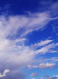 Blue Sky & Clouds