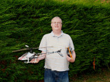 Flying a Model Helicopter