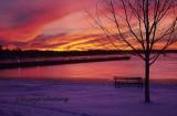 New Years Morning, Skaneateles , NY