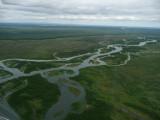 tundra, rivers and lakes