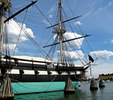 The Ships at Baltimore's Inner Harbor: A Celebration of Lasts