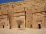 Madain Saleh - Qasr Al-BintDaughters palace.jpg