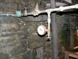 Steam pressure gauge