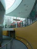 Entrance hall to Imax Theater