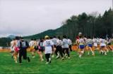 Cross Country Race in Japan