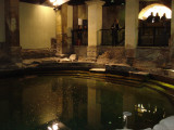 Frigidarium - cold water bath