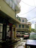 Downtown Roseau