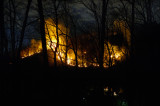 Fire on Cove Mountain