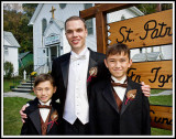 The Groom and the Ushers