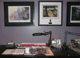 studio_painting area - Nov 2006