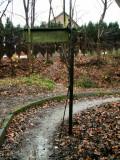 Sous le Ring 0 - Passage souterrain du Molenweg. - Une vrai guillotine pour cyclistes !