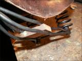 Fabrication d'un adapteur double-rail en bois (dur)...