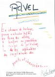 Poésie de Babel sur le Ravel...