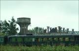 Le train électrique aux milles cheminées.