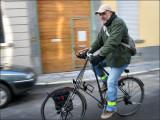 Un Pedersen devant la Maison des Cyclistes, à Bruxelles ! (suite)