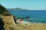 Spiagga dei Sassi Neri.