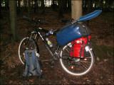 Se balader en Forêt de Soignes avec un kayak !