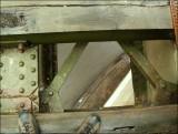 Vieux pont de chemin de fer sur la ligne 106 (Ronquières-Tourinnes)