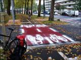 10-10-2007: Madaaaame, elle roule à gauche !