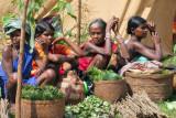 Market in Alnar - Bastar - Chhattisgarh - India