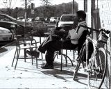 Sunny Starbucks