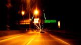 Triborough Bridge At Night